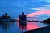 Det PINK dawn skyline kk_019p