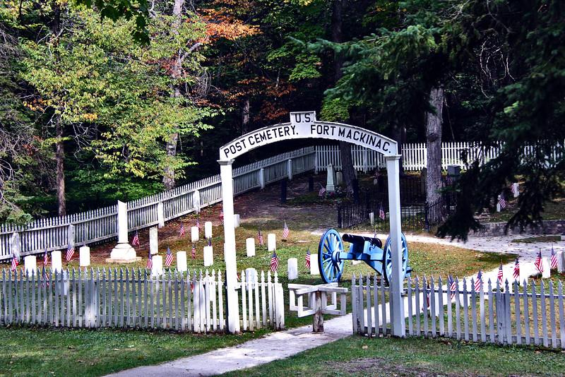 Post Cemetery MackIs