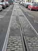 old streetcar tracks