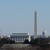 D.C. view from Marine Corps Memorial
