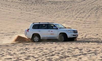Travel; United Arab Emirates; Abu Dhabi;Dessert Tour;