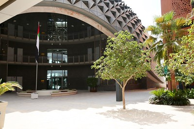 Travel; United Arab Emirates; Abu Dhabi; Masdar City;
