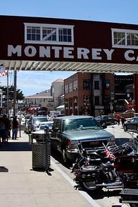 California; Monterey; USA;