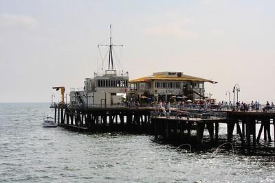 Travel; United states of America; California; Santa Monica;