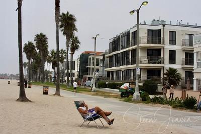 Travel; United states of America; California; Venice Beach;