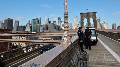 Travel; United States of America; New York; Brooklyn Bridge;
