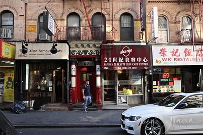 Travel; United states of America; New York; China Town;