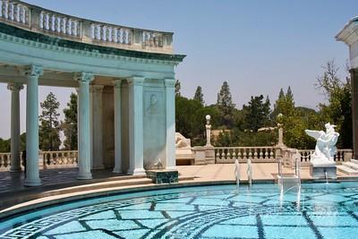 Travel; United States of America; California; San Simeon; Hearst Castle;