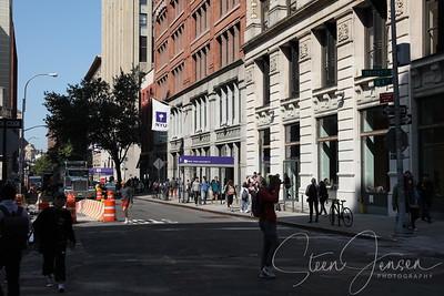 Travel; United States of America; New York; Soho;
