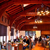 A view of the Crocker Dining area.