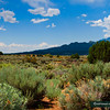 This picture was taken at Kolob's Visitor Center.