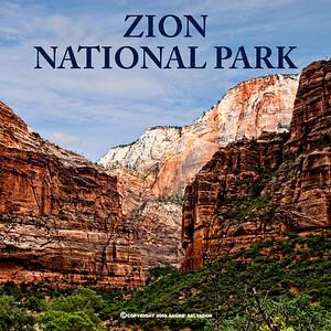 UTAH - ZION NATIONAL PARK