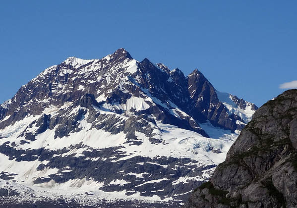 Glacier Bay Mountain