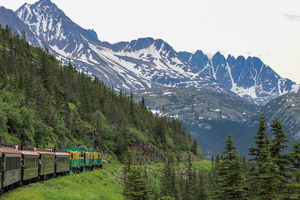 White Pass Railroad, Alaska