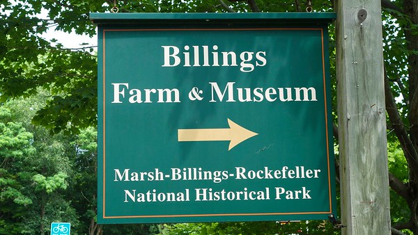Billings Farm and Museum - VT - 071416