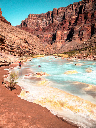 Little Colorado River Fun
