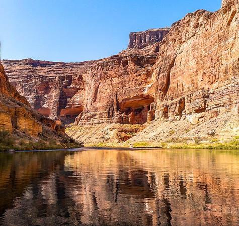 Colorado River of the Grand Canyon