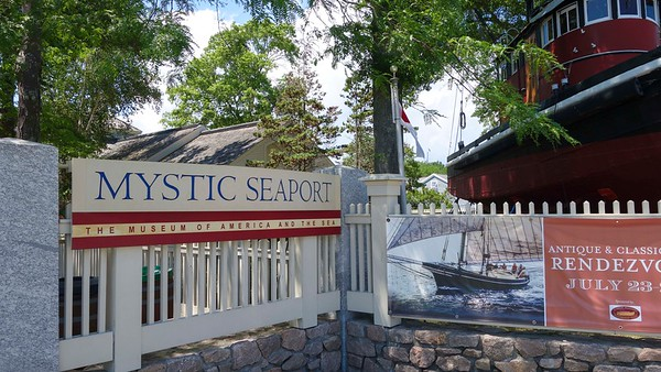 Mystic Seaport - CT - 071716