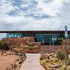 Dead Horse Point State Park visitor's center