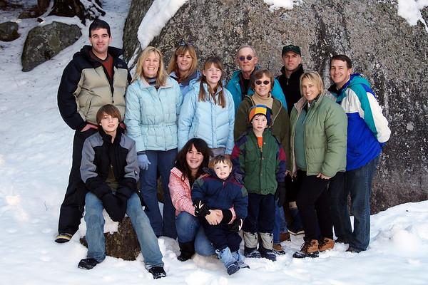 2007 - New Years Eve at Yosemite