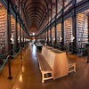 The Long Room, Trinity College Library, Dublin, 06-30-2018