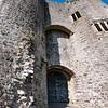 Chepstow Castle entrance, 07-03-2018