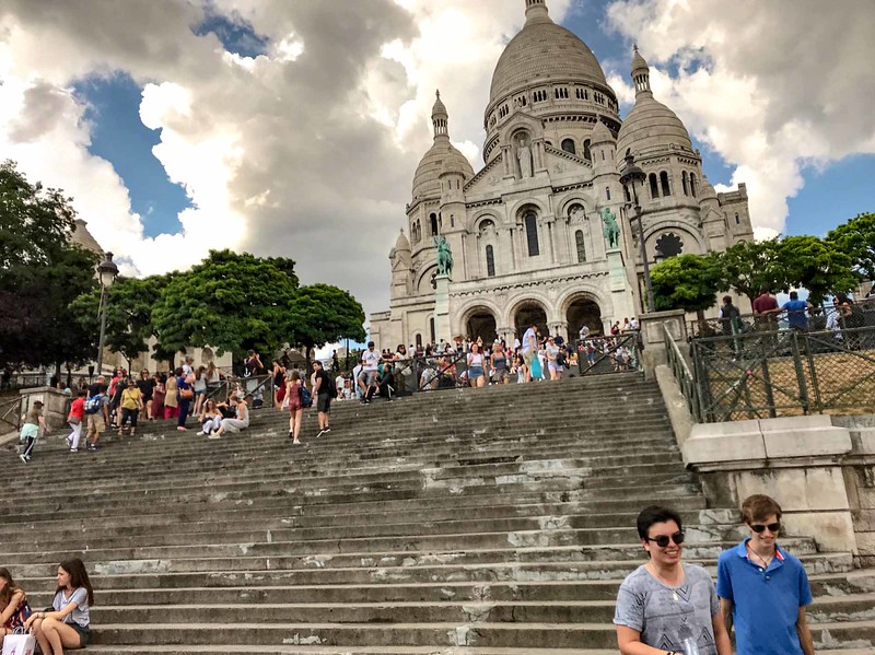 Sacred Heart Basilica, Montmartre, 20180704