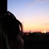 Contemplando amanecer desde el CHEPE
