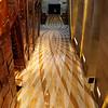Impresionante diseño en este piso de el ARIA hotel casino