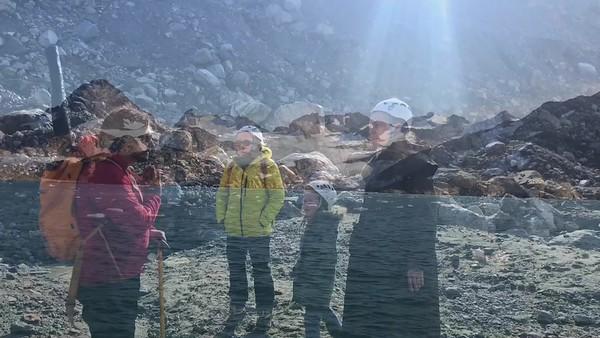 VIDEO; Kulusuk-Greenland, August 2019, Glacier tour.