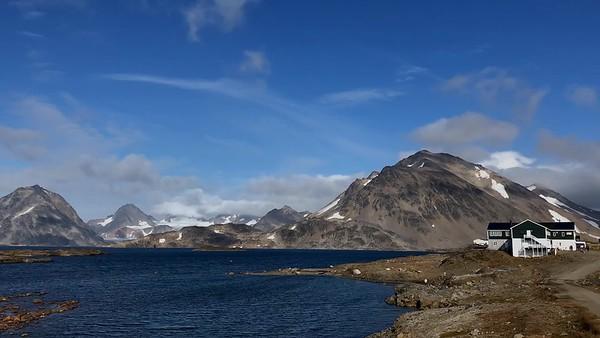 VIDEO; Greenland, Kulusuk August 2019.