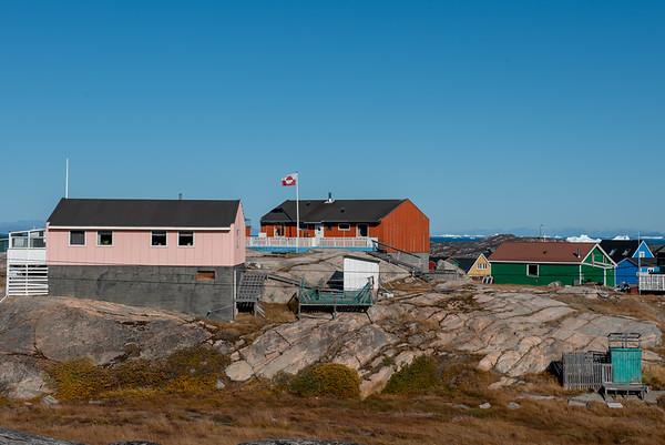 Greenland Ilulissat.