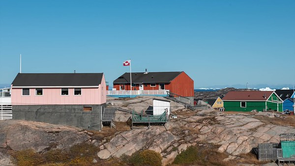 VIDEO; Ilulissat-Greenland  2019.