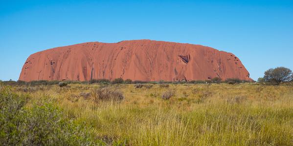 Australia 2015-Outback-Ayers Rock