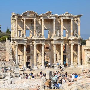 Turkey--Ephesus 2014