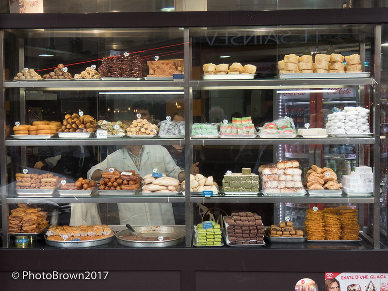 Bakery With Yummies and Buyers