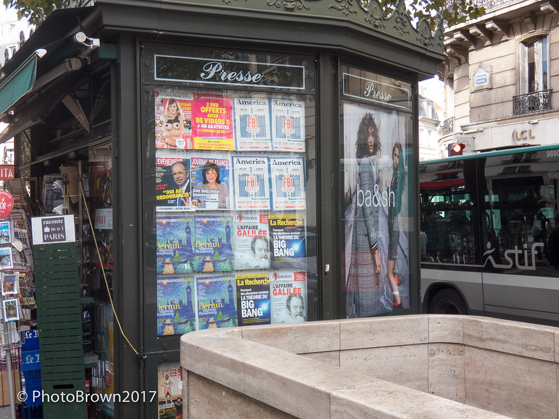 News Kiosks Are Everywhere