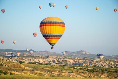 Turkey--Cappadocia 2015
