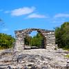 Mayan ruins of Cozumel