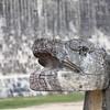 Ruins of pyramids Maya, Chichen-Itza, Mexico
