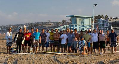 2014 Derek V Levy Beach Decathlon contestants