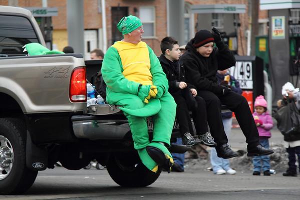 01/01/2011 Mummer's Parade (Philadelphia)