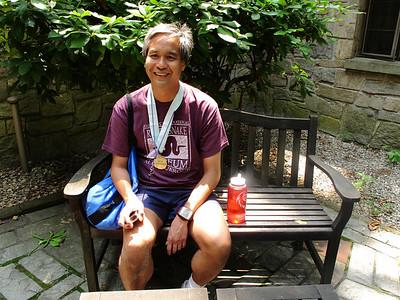 06/27/2010 Fairfield Half Marathon!