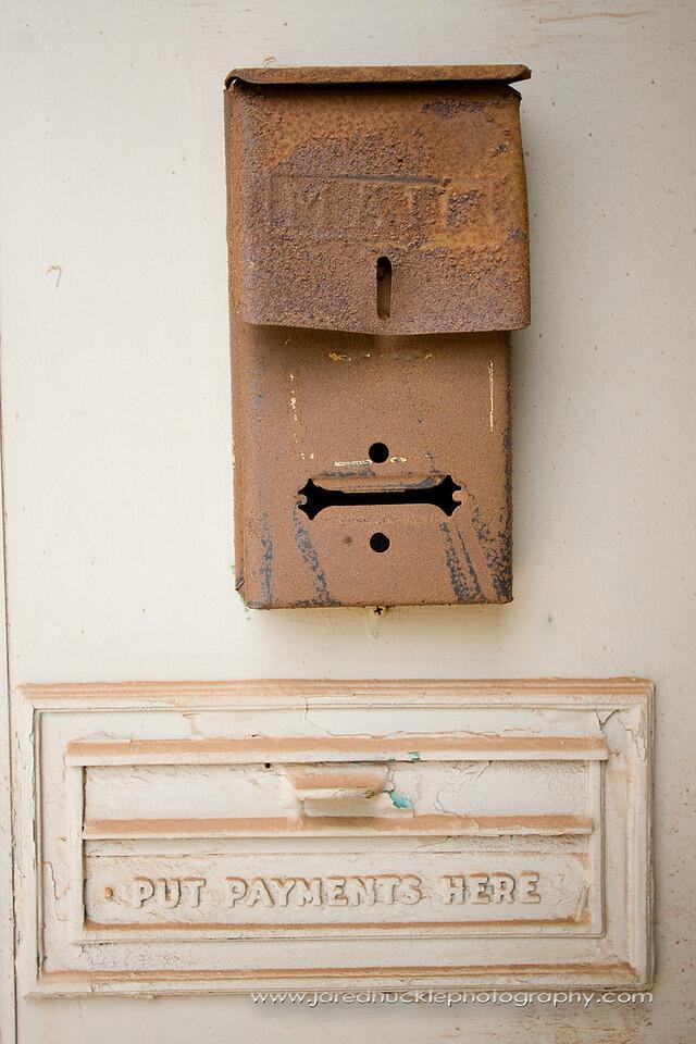 Mailbox, Rockville, CT