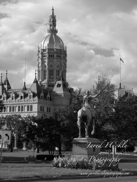 State Capitol Building, Hartford, CT