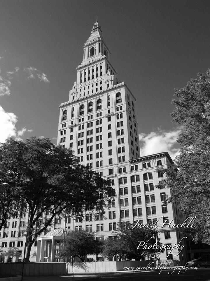 Traveler's Tower, Hartford, CT