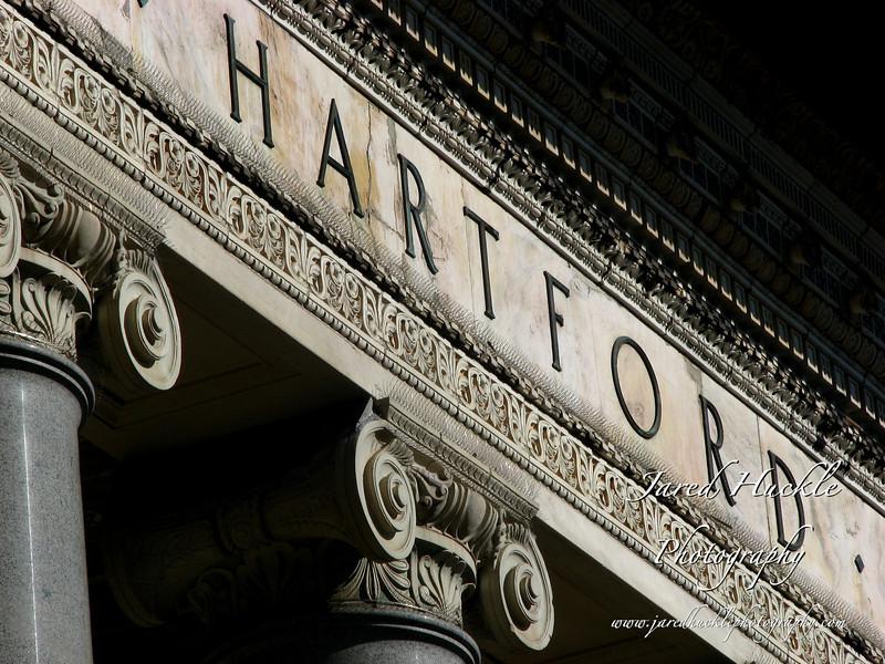 Abandoned Hartford Times Building, Hartford, CT