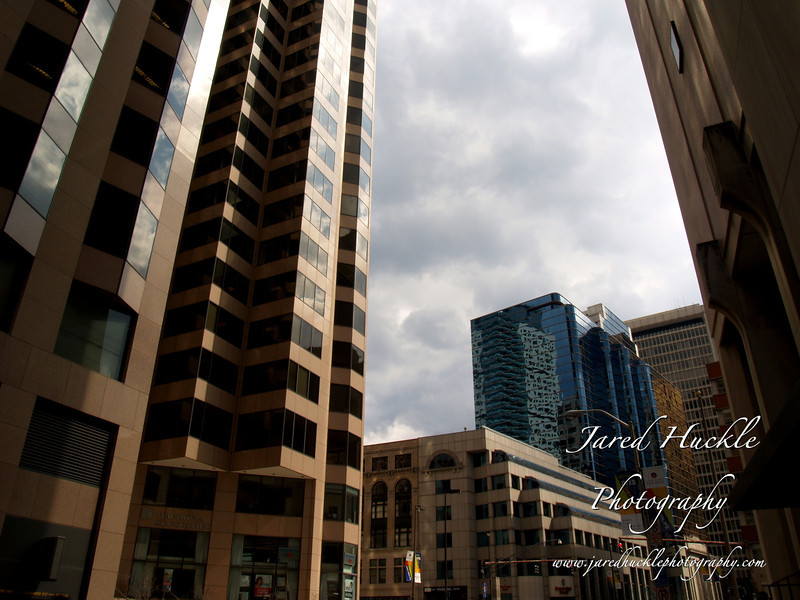 Office building cluster, Hartford CT
