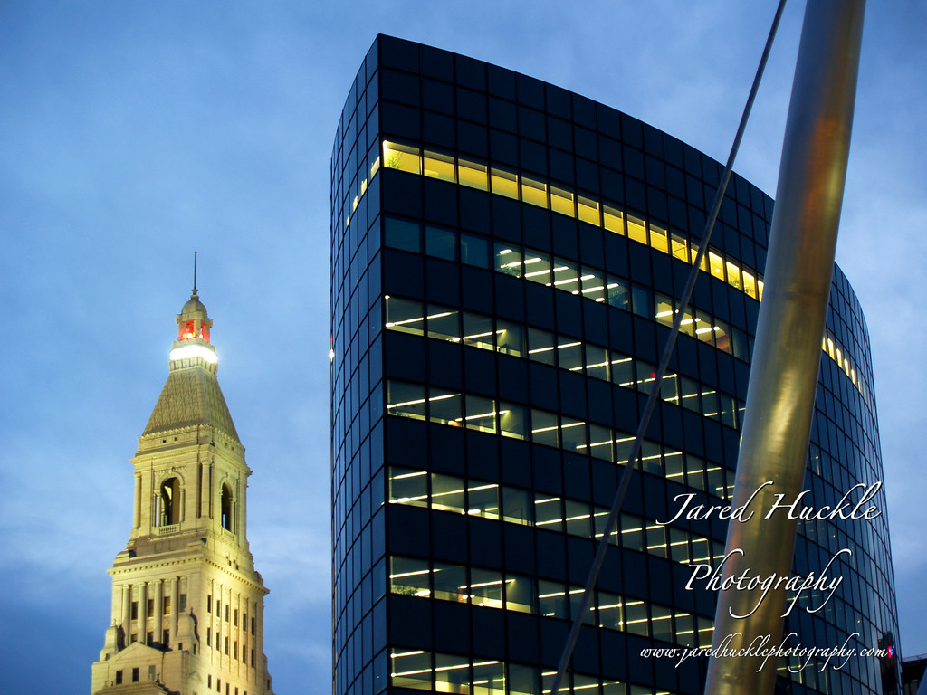 Office Buildings and Walking Bridge support, Hartford, CT