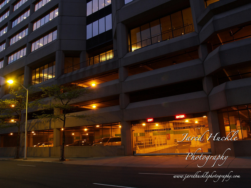 Parking Garage, Hartford, CT